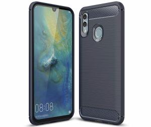 Husa Air Carbon pentru Huawei P Smart (2019), Dark Blue [1]