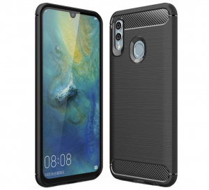 Husa Air Carbon pentru Huawei P Smart (2019), Negru0