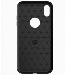 Husa Air Carbon pentru iPhone XS Max, Negru2