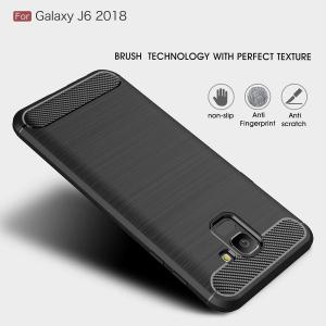Husa Air Carbon pentru Samsung Galaxy J6 (2018), Negru4