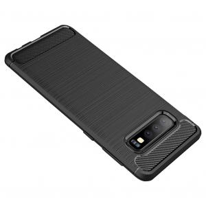 Husa Air Carbon pentru Samsung Galaxy S10e, Negru [4]