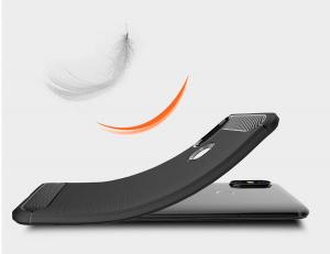 Husa Air Carbon pentru Xiaomi Mi A2, Negru3