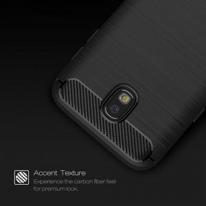 Husa Air Carbon Samsung Galaxy J3 (2017), Negru [2]
