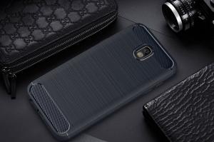 Husa Air Carbon Samsung Galaxy J5 (2017), Dark Blue1