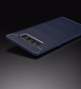 Husa Air Carbon Samsung Galaxy Note 8, Dark Blue2