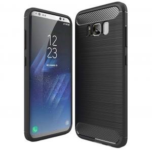 Husa Air Carbon Samsung Galaxy S8, Negru0
