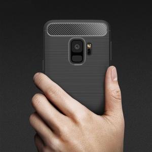 Husa Air Carbon Samsung Galaxy S9, Negru3