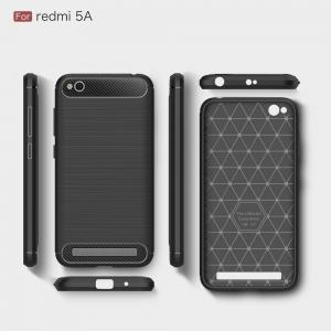 Husa Air Carbon Xiaomi Redmi 5A, Negru2