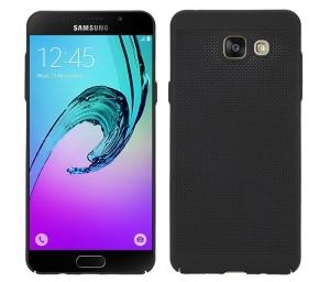 Husa Air cu perforatii Samsung Galaxy A5 (2016), Negru0