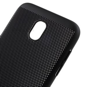 Husa Air cu perforatii Samsung Galaxy J3 (2017), Negru [1]