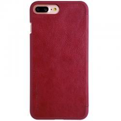 Husa Book Nillkin Qin iPhone 7 Plus, Rosu2