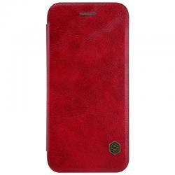 Husa Book Nillkin Qin iPhone 7, Rosu0