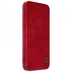 Husa Book Nillkin Qin iPhone 7, Rosu2