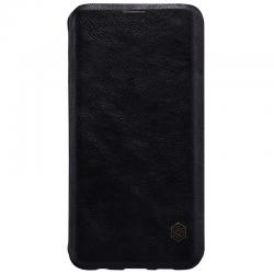 Husa Book Nillkin Qin Samsung Galaxy S6 Edge Plus, Negru [0]