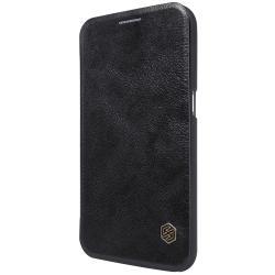 Husa Book Nillkin Qin Samsung Galaxy S7, Negru [2]
