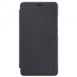 Husa Book Nillkin Sparkle Xiaomi Redmi Note 2, Gri [0]