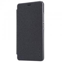 Husa Book Nillkin Sparkle Xiaomi Redmi Note 2, Gri1
