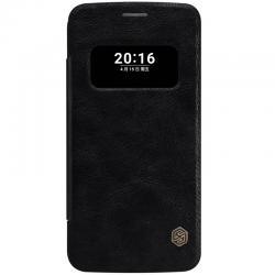 Husa Book S-View Nillkin Qin LG G5, Negru [0]