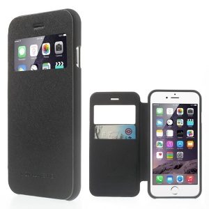 Husa Book View Mercury Goospery Wow iPhone 7, Black1