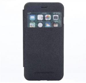 Husa Book View Mercury Goospery Wow iPhone 7 Plus, Negru0