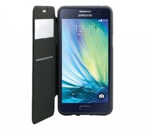 Husa Book View Mercury Goospery Wow Samsung Galaxy A5 (2016), Negru [2]