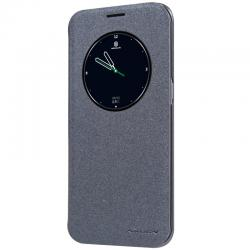 Husa Book View Nillkin Sparkle Samsung Galaxy S7 Edge, Negru