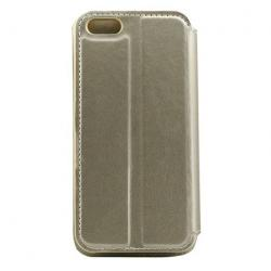 Husa Book View Roar Noble iPhone 5 / 5S / SE, Gold [1]