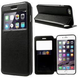 Husa Book View Roar Noble iPhone 6 / 6S, Negru1