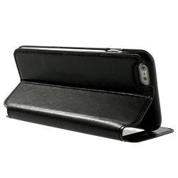 Husa Book View Roar Noble iPhone 6 / 6S, Negru3
