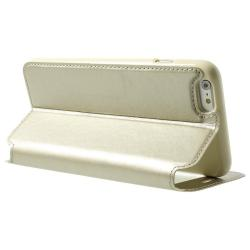 Husa Book View Roar Noble iPhone 6 Plus / 6S Plus, Gold2