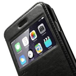 Husa Book View Roar Noble iPhone 6 Plus / 6S Plus, Negru3