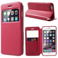 Husa Book View Roar Noble iPhone 7, Rosu
