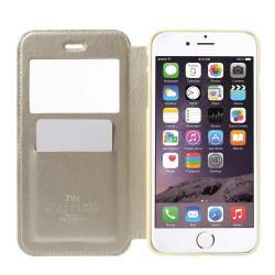 Husa Book View Roar Noble iPhone 8 Plus, Gold4