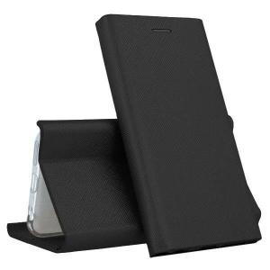 Husa Flip Cover pentru Huawei Mate 10 Lite, Negru [1]