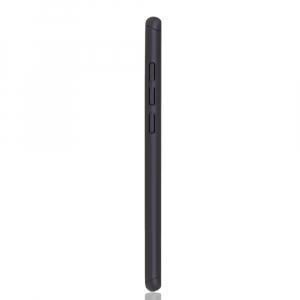 Husa Full Cover 360 + folie sticla pentru Xiaomi Mi 9, Negru2