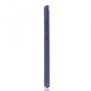 Husa Full Cover 360 + folie sticla pentru Xiaomi Mi 9 SE, Albastru3