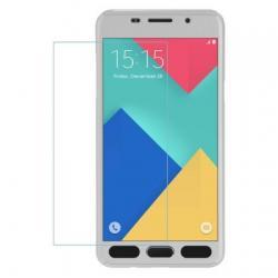Husa Full Cover 360 + folie sticla Samsung Galaxy J5 Prime, Silver1