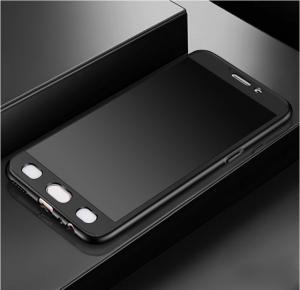 Husa Full Cover 360 + folie sticla Xiaomi Redmi 5A, Negru3
