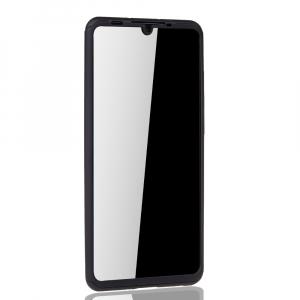 Husa Full Cover 360 pentru Huawei P30 Pro, Negru2