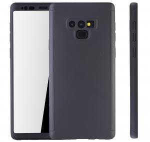 Husa Full Cover 360 pentru Samsung Galaxy Note 9, Negru1