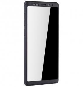 Husa Full Cover 360 pentru Samsung Galaxy Note 9, Negru2