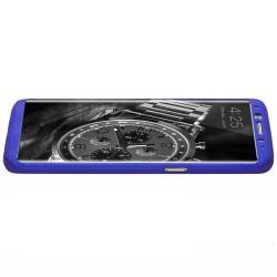 Husa Full Cover 360 Samsung Galaxy S8, Albastru3