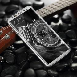 Husa Full Cover 360 Samsung Galaxy S8 Plus, Silver