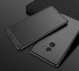 Husa Full Cover 360 Xiaomi Mi Mix 2, Negru [1]