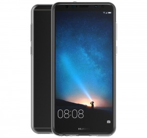 Husa Full TPU 360 fata spate Huawei Mate 10 Lite, Transparent3