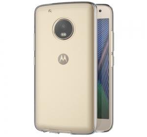 Husa Full TPU 360 fata + spate Motorola Moto G5 Plus, Transparent2