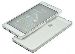 Husa Full TPU 360 (fata + spate) pentru Huawei P8, Transparent1