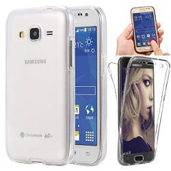 Husa Full TPU 360 (fata + spate) pentru Samsung Galaxy A5 (2015), Transparent1
