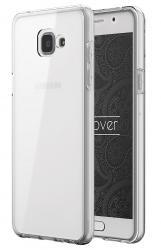 Husa Full TPU 360 (fata + spate) pentru Samsung Galaxy A5 (2016), Transparent1