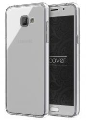 Husa Full TPU 360 (fata + spate) pentru Samsung Galaxy A7 (2016), Transparent0